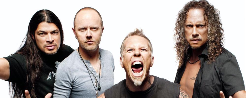 Resultado de imagen de Metallica Chile Lollapalooza 2017