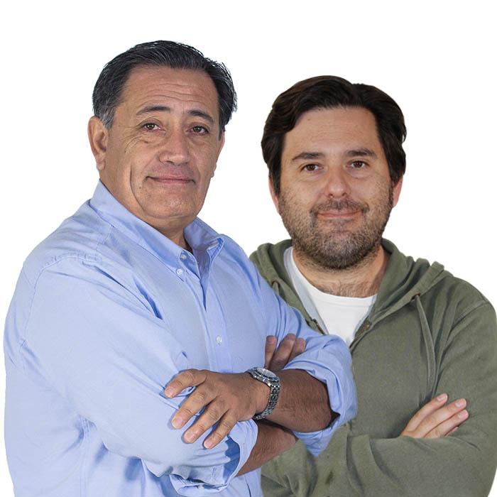 Palabra que es noticia – Antonio Quinteros y Cristián  Arcos