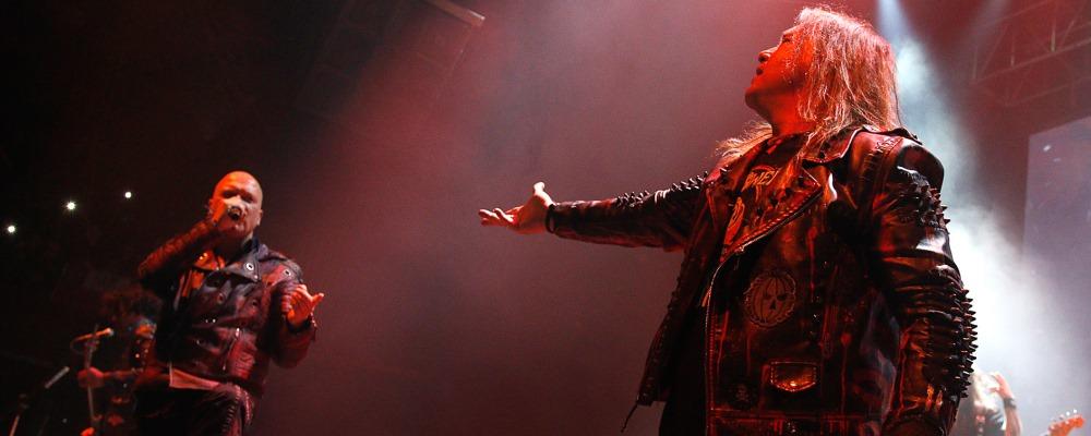 GALERÍA // Helloween en Chile, 3 de octubre, Teatro Caupolicán