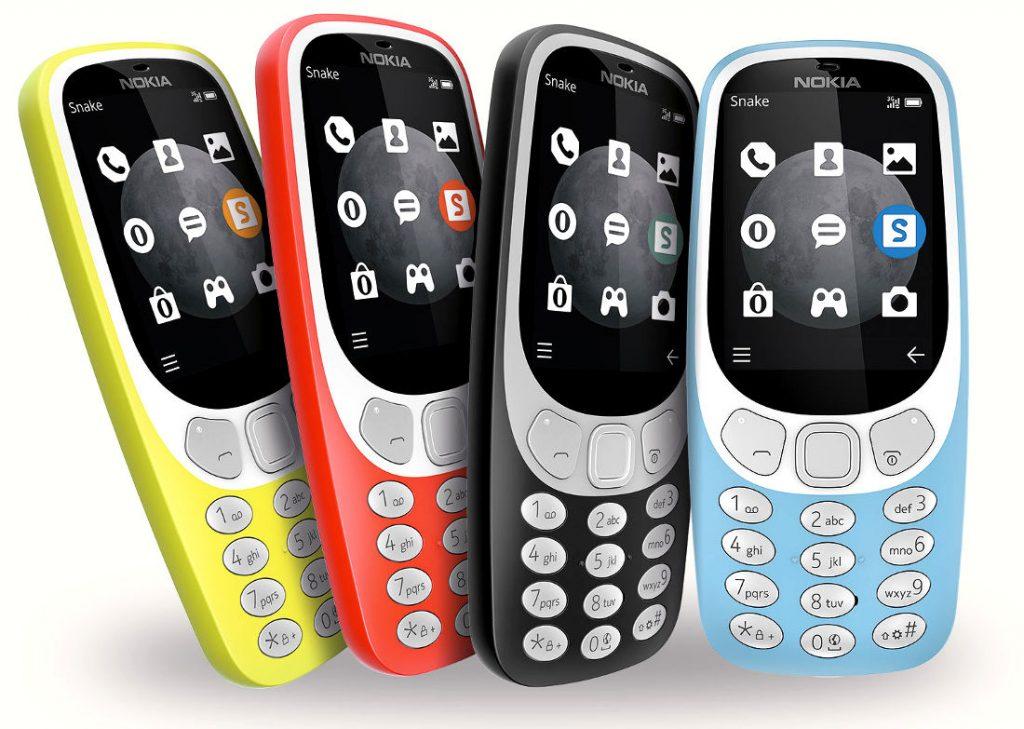 Movistar venderá en exclusiva el nuevo Nokia 3310