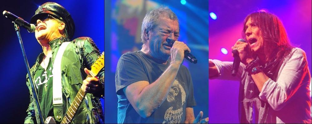 GALERÍA // Solid Rock, viernes 08 de diciembre de 2017, Movistar Arena