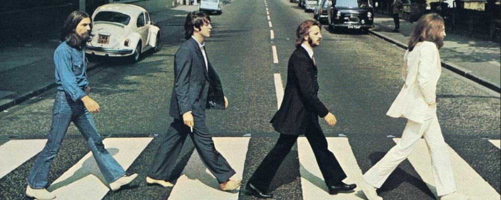 Fotos de los beatles cruzando la calle 8