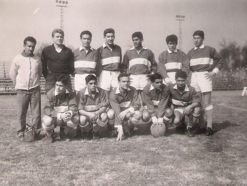 Iberia de Puente Alto 1965