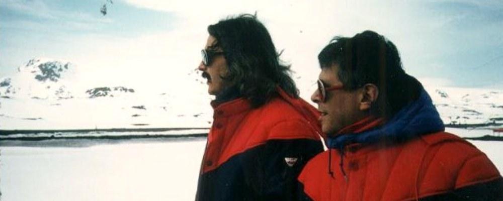 los jaivas antartica web