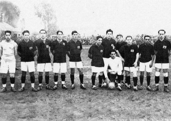 Resultado de imagen para 1937 Santiago Wanderers