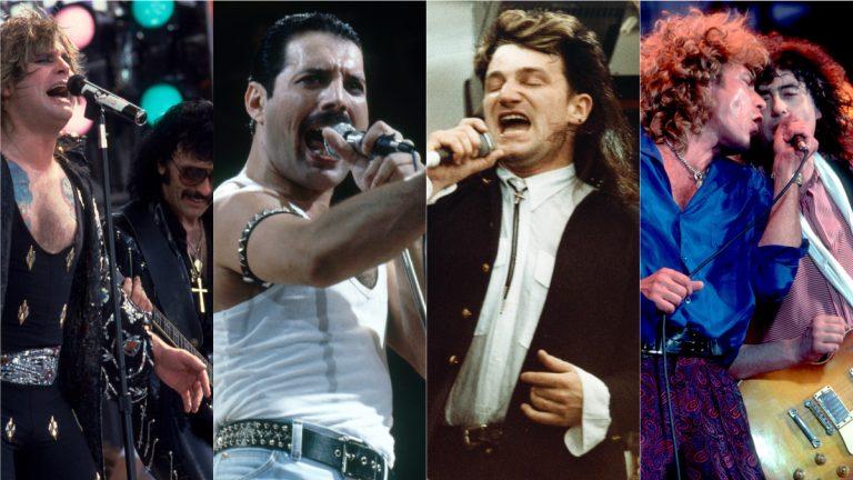 Live Aid Rock