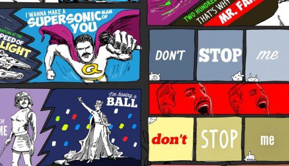 """""""Don't Stop Me Now"""" de Queen es la canción que mejor nos ..."""