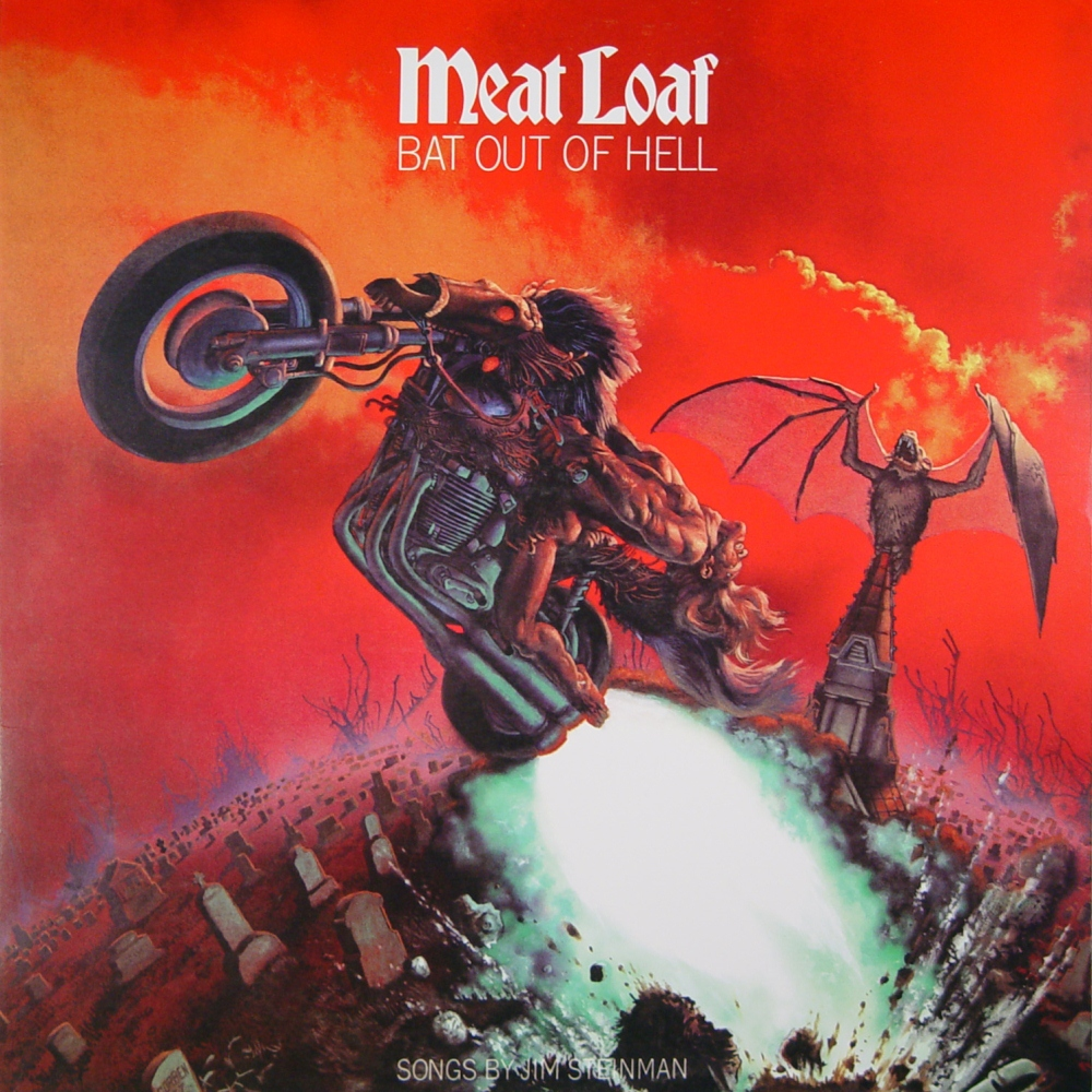 Meat Loaf Bat Out Of Hell Futuro