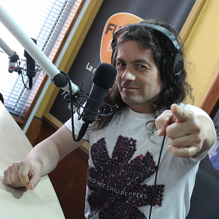 El show del Dr. Rock&Roll – Carlos Albarracín