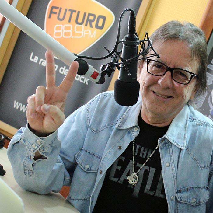 Santiago Blues – Hernán Rojas