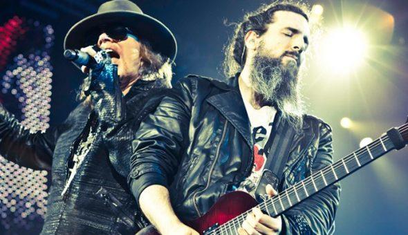 """Bumblefoot asegura que el """"Chinese Democracy"""" de Guns N' Roses es ..."""