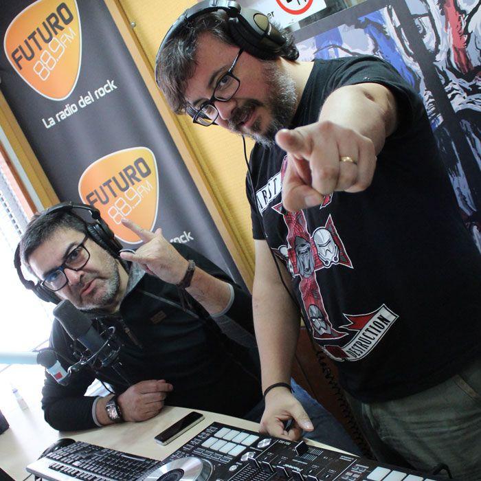 Rock&Roll All Nite – Lucho Muñoz y DJ Pancho Sepúlveda