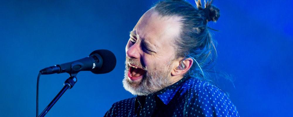 GALERÍA // Radiohead, miércoles 11 de abril de 2018, Estadio Nacional