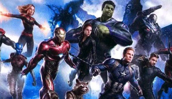 """Capitan Marvel Y Los Falsos Vengadores Todo Lo Que: Revelan De Qué Se Trató El Adelanto De """"Avengers 4"""""""