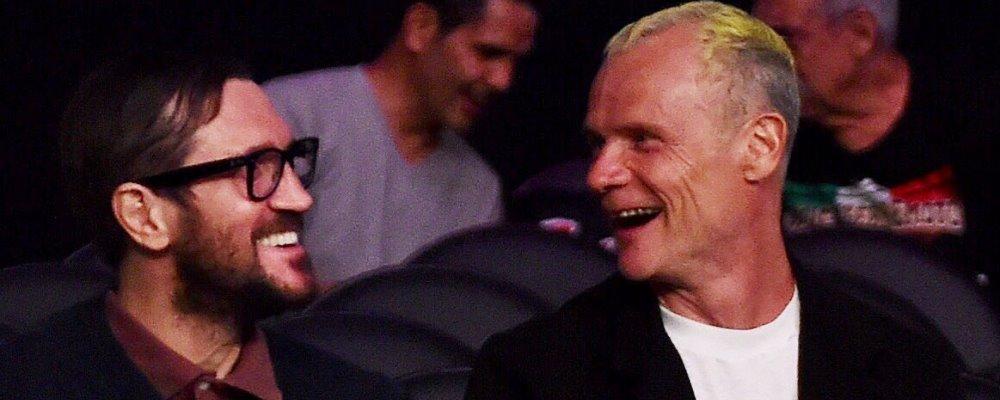 John Frusciante se reencuentra con Flea en público por ...