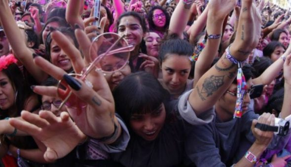 Lollapalooza Chile anunció sus sideshows
