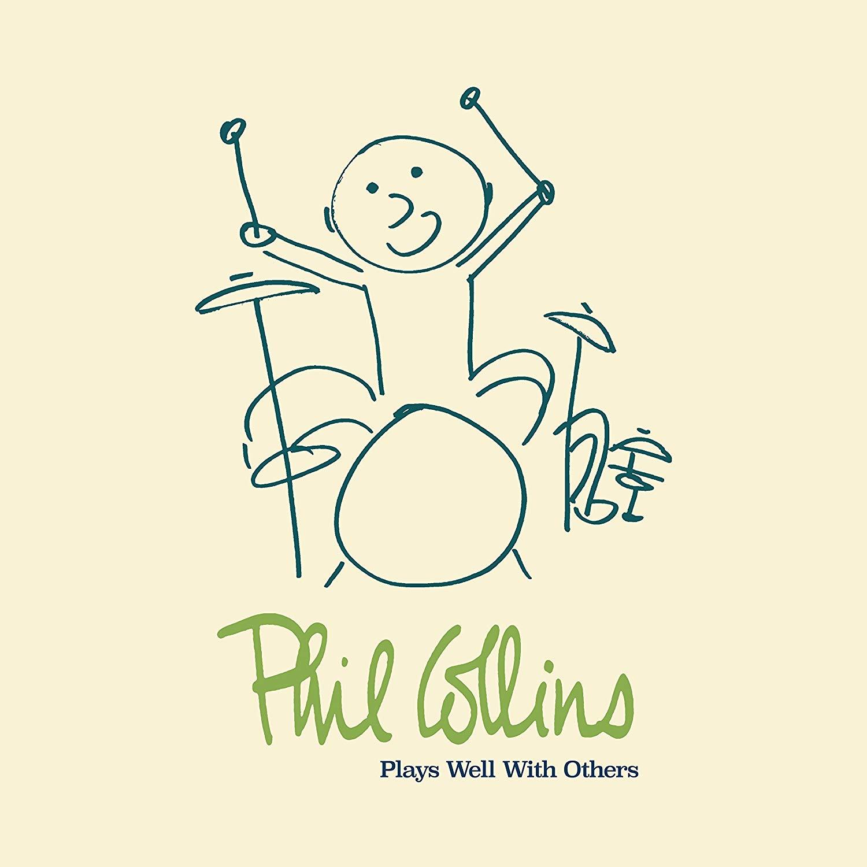"""""""PLAYS WELL WITH OTHERS"""": LA ANTOLOGÍA DE PHIL COLLINS COMO BATERÍA"""