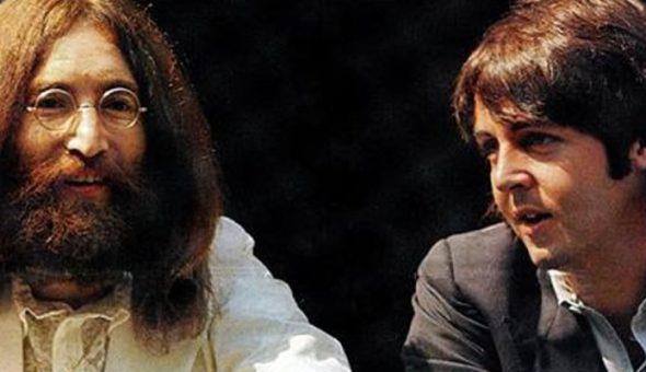 El memorable selfie de los hijos de John Lennon y Paul McCartney