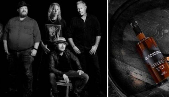 Metallica lanzarán su propio whisky en otoño