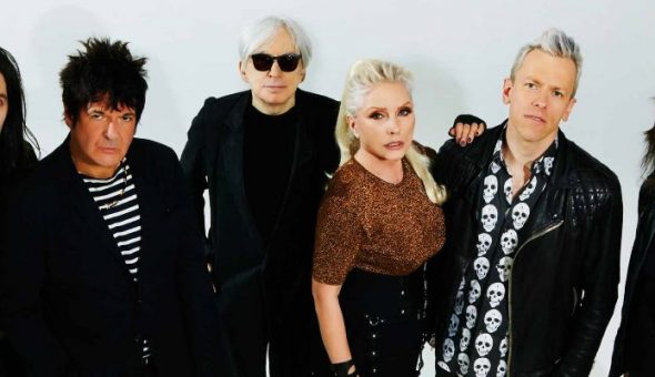 Blondie regresa a Chile encabezando el festival Colors Night Lights