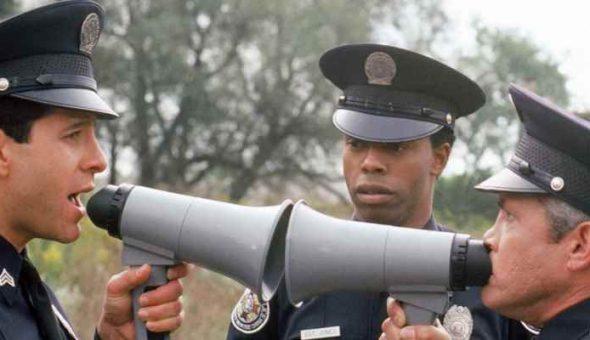Hay una nueva película de Loca academia de policía en marcha
