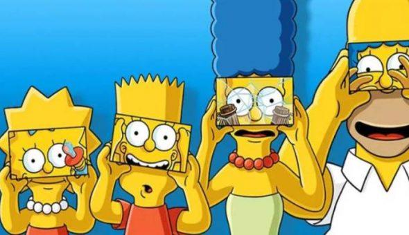 El error de 'Los Simpson' que un productor notó y volvió viral
