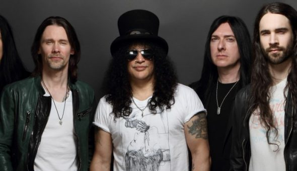 Slash regresa a Chile el 10 de mayo de 2019