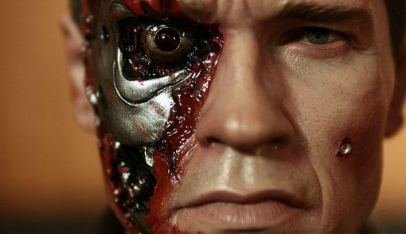 Arnold Schwarzenegger y Linda Hamilton sobrevivieron a los golpes de Terminator