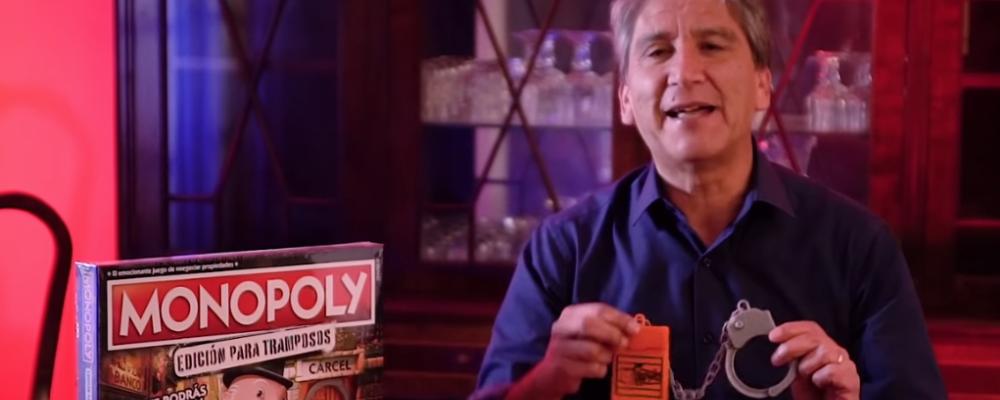 Monopoly Para Tramposos El Criticado Juego Promocionado Por El