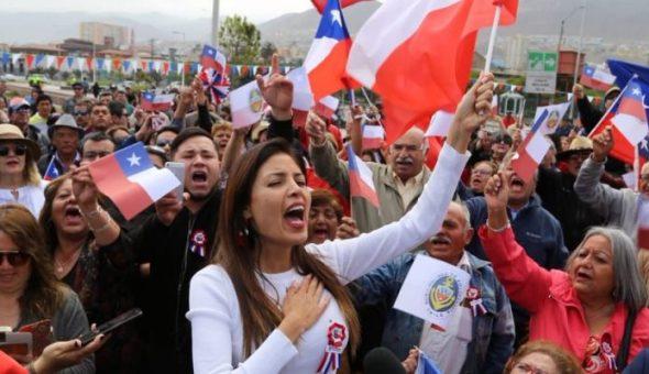 Evo debe pedir disculpas a Chile — Alcaldesa de Antofagasta