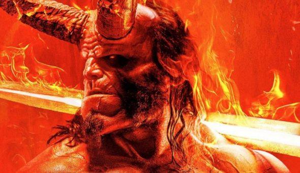 Hellboy: Revelan primera imagen de la nueva adaptación al cine