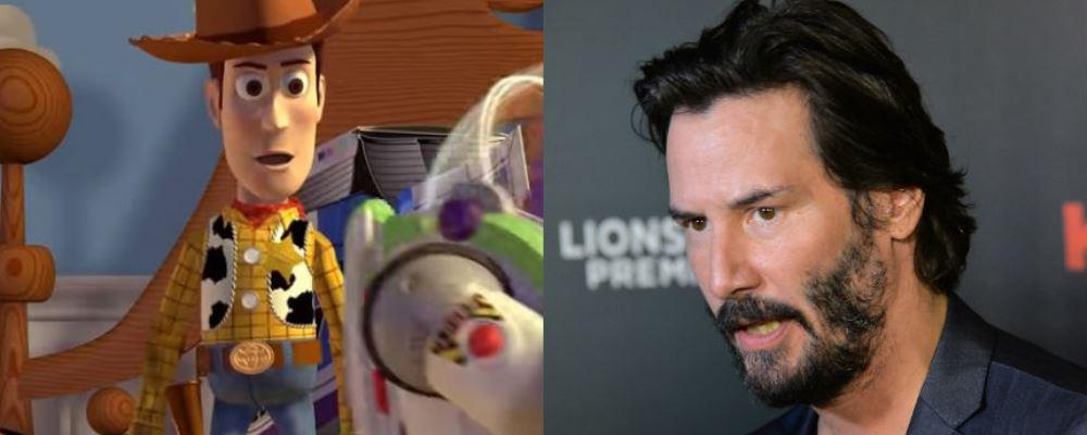 U00bfKeanu Reeves En Toy Story 4?