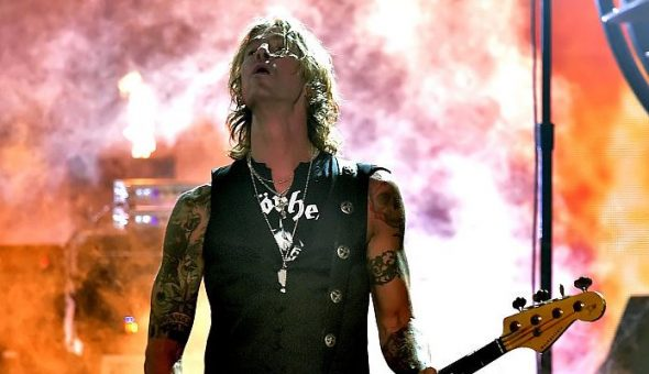 Duff McKagan, bajista de Guns N Roses prepara un nuevo álbum solista