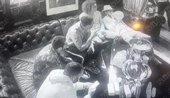 Escándalo por jugadores del Arsenal inhalando 'droga hippie'