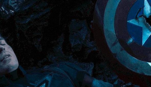 Avengers: Endgame tiene un nuevo logotipo y nos recuerda a Thanos