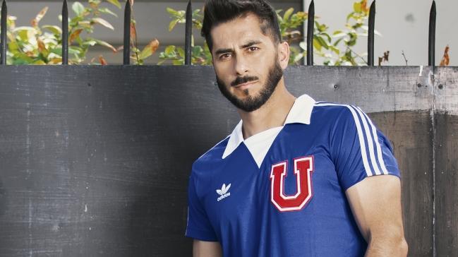 Universidad de Chile lanza nueva camiseta para fanáticos 86e3964e57ec4