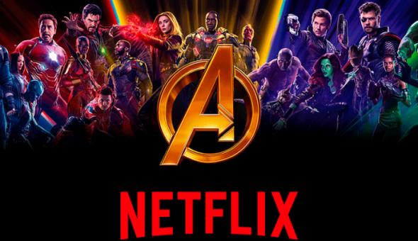 """te dejamos un truco para ver """"avengers: infinity wars"""" en netflix"""