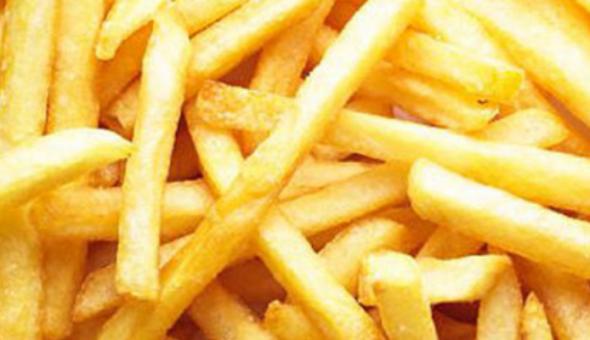 Revelan cuántas papas fritas debe tener una porción para ser considerada