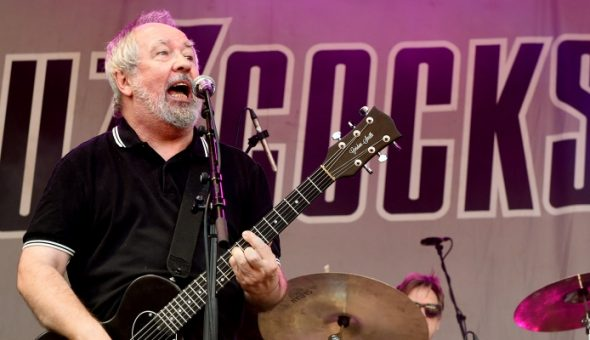 Murió Pete Shelley, fundador del grupo Buzzcocks
