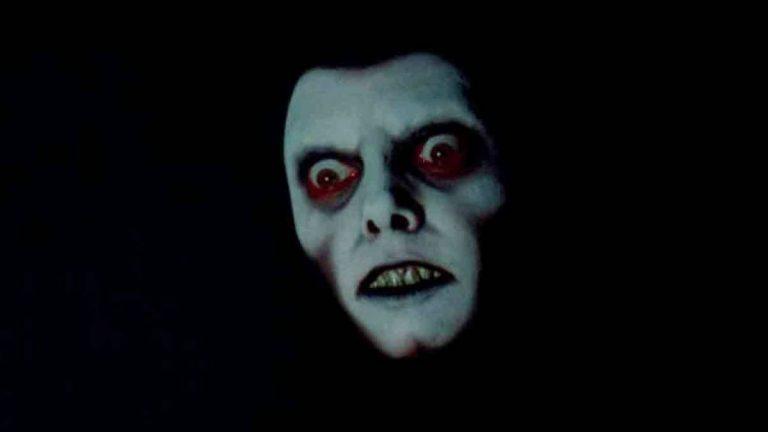 Cara Demoníaca Que Aparece En El Exorcista