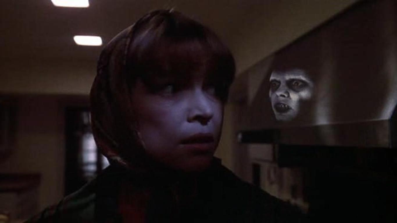 """La historia detrás de la cara demoníaca que aparece en """"El Exorcista"""""""