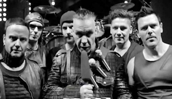 Rammstein lanzará nuevo disco tras diez años de ausencia