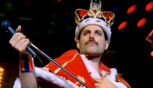 ?Juntos en una banda Freddie Mercury, Rod Stewart y Elton John?