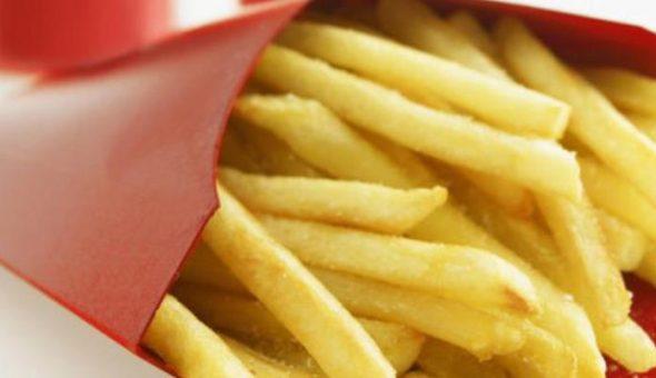 Este sería el uso secreto de la caja de las papas fritas