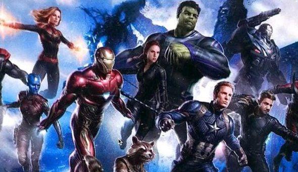 Preventa de Avengers: EndGame en Cinemagic. - Hola ...