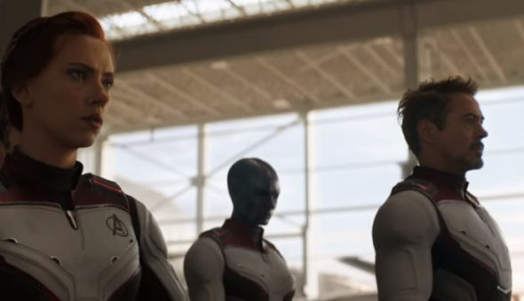 Marvel Studios modificó el póster de Endgame para incluir a Danai Gurira