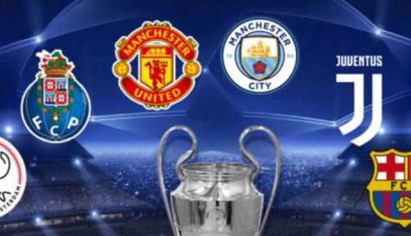 Revisa como quedaron las llaves de la Champions League en ...