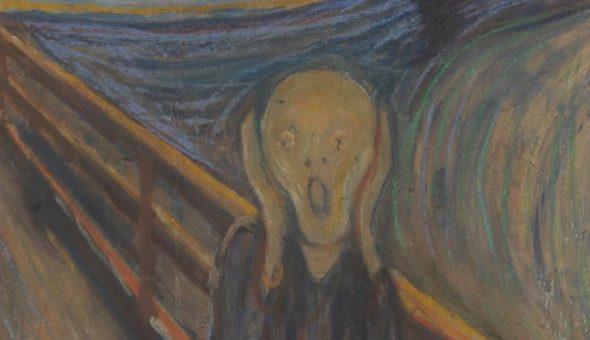 El Museo Británico derriba la principal teoría sobre 'El grito' de Munch