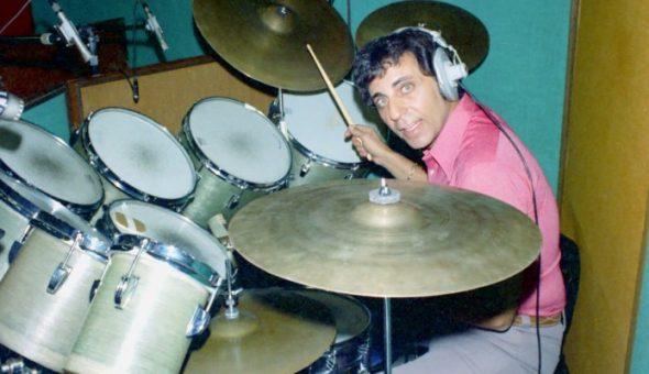 Hal Blaine, destacado baterista estadounidense, murió a los 90 años