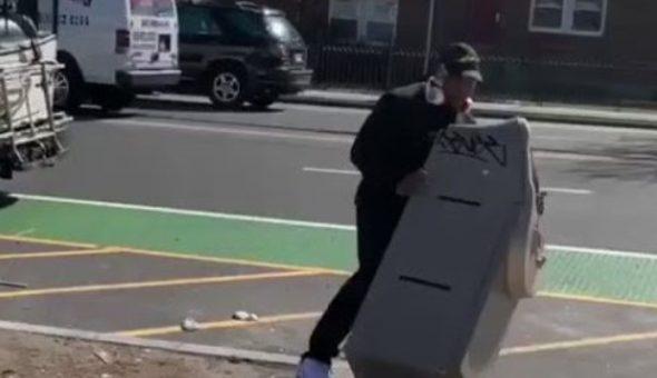 Se registra intento de robo en cajero automático de Villa Nueva